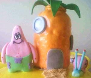 spongebob's best friends