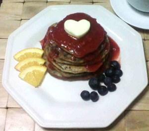 choco. pancakes