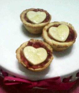 strawb. pies