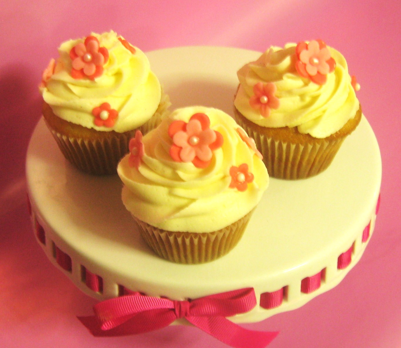 How To Decorate Cupcakes Professionally – Lesson 1